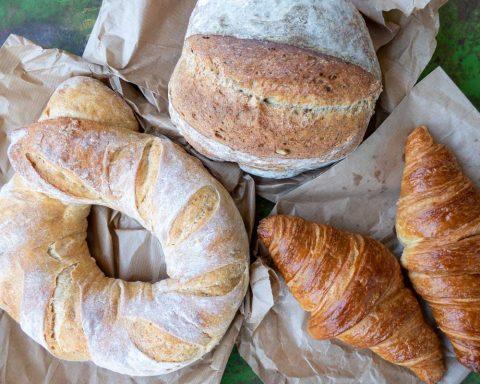panes del forn de pa Trigo