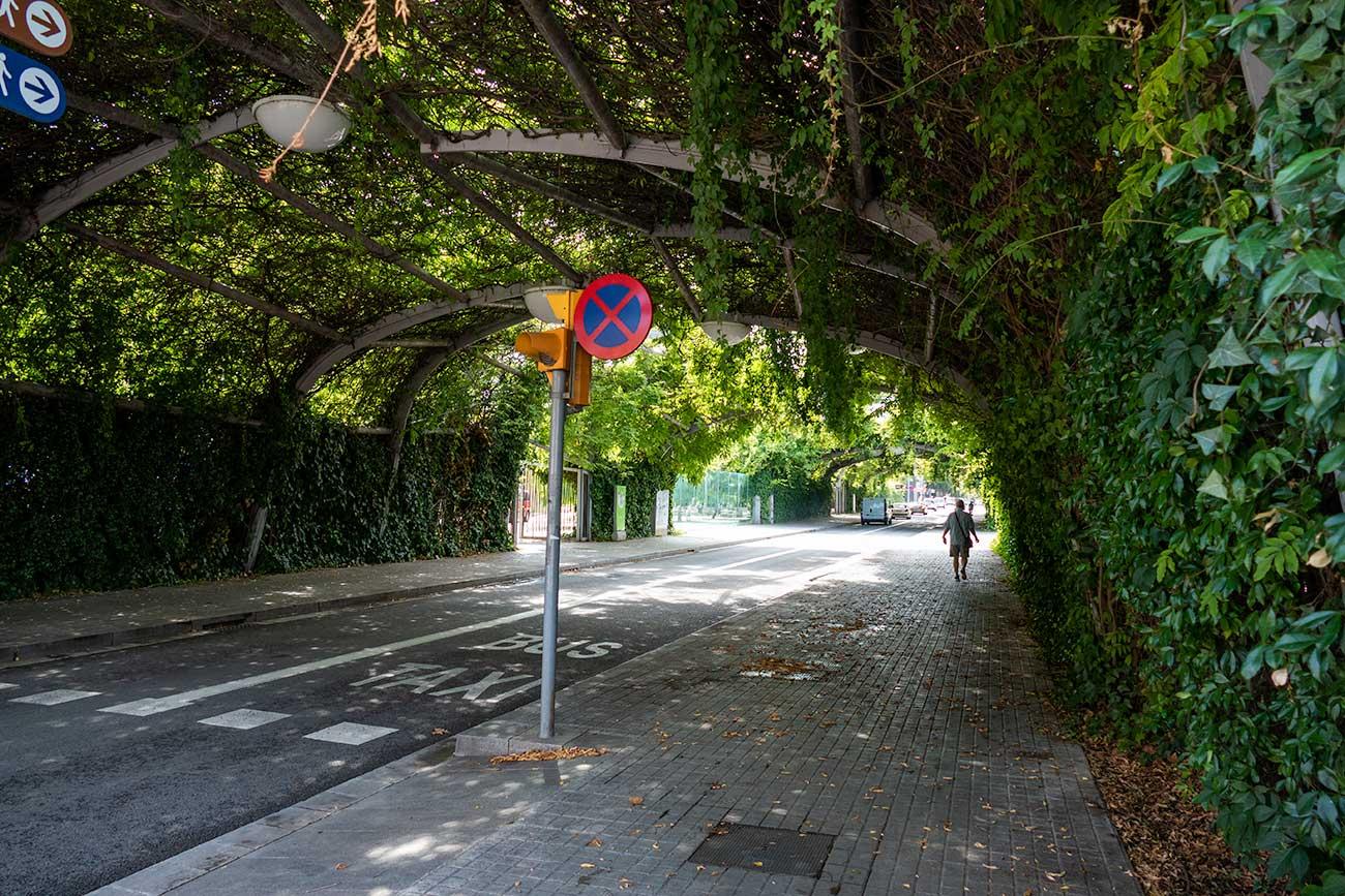 Parc Central del Poblenou, Barcelonaby Michael Statsmann / Made in Poblenou