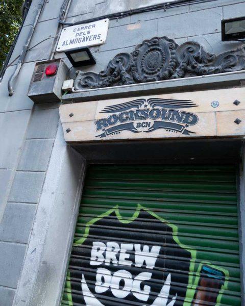Sala Rocksound Barcelona