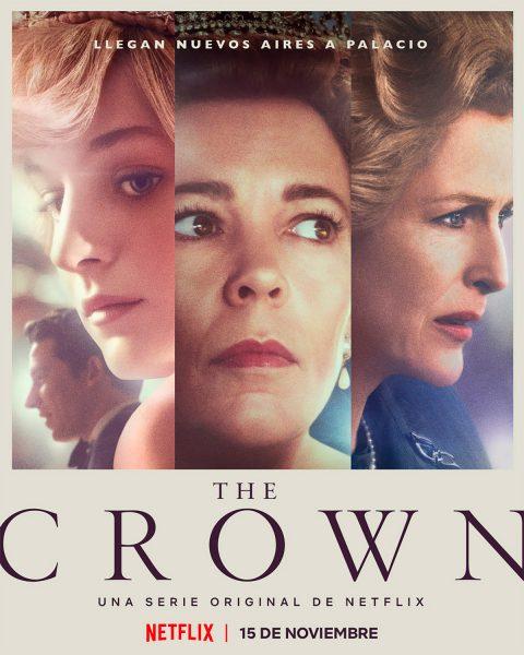 La cuarta temporada de The Crown tiene un reparto sideral